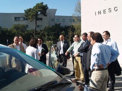 "Workshop ""Ecossistema de Transportes"" promovido pelo INESC TEC"