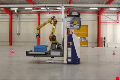 Tecnologia robótica INESC TEC em destaque na SupplyChain Meeting