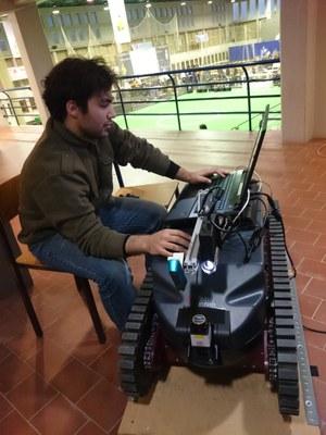 Prémio para melhor tese de mestrado na área da robótica é do INESC TEC
