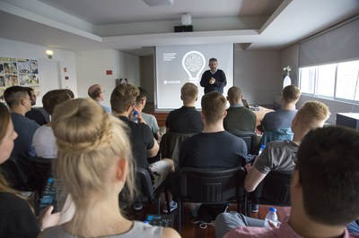 Universitários alemães visitam INESC TEC