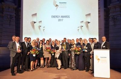 """Projeto do INESC TEC vence o prémio de """"Projeto Europeu de Energia"""""""