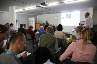 Reunião COST e workshop sobre Eletricidade Atmosférica