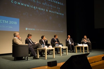 Open Day do CTM dedicado à Inteligência Artificial