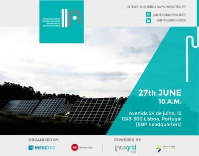 INESC TEC organiza evento dedicado à energia com selo da Comissão Europeia