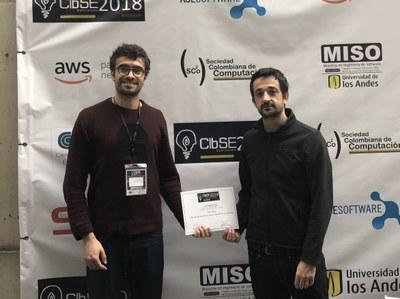 """Investigador do INESC TEC arrecada """"Best Paper Award"""" na Colômbia"""
