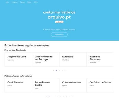 Plataforma de notícias premiada com 10 mil euros tem know-how português