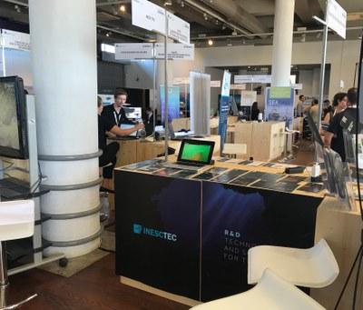 INESC TEC esteve na Ocean Business 2018