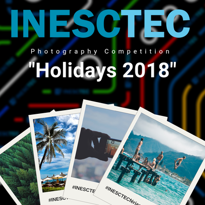 """Vencedores do Concurso de Fotografia """"Férias 2018"""""""