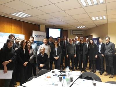 Workshop do projeto NEXTNET aconteceu em Bruxelas