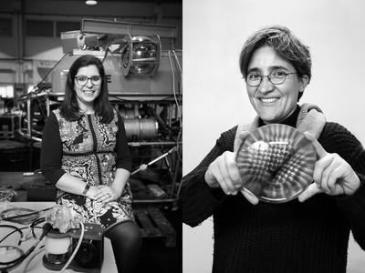 """Investigadoras INESC TEC homenageadas no livro """"Mulheres na Ciência"""""""