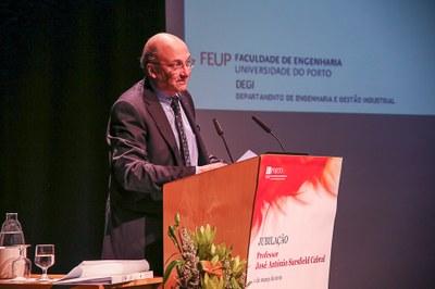 José António Sarsfield Cabral proferiu a sua Última Lição