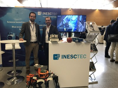INESC TEC participou em evento europeu sobre o Mar