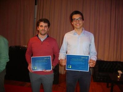 Trabalho do INESC TEC em Robótica venceu prémio de Melhor Dissertação de Mestrado