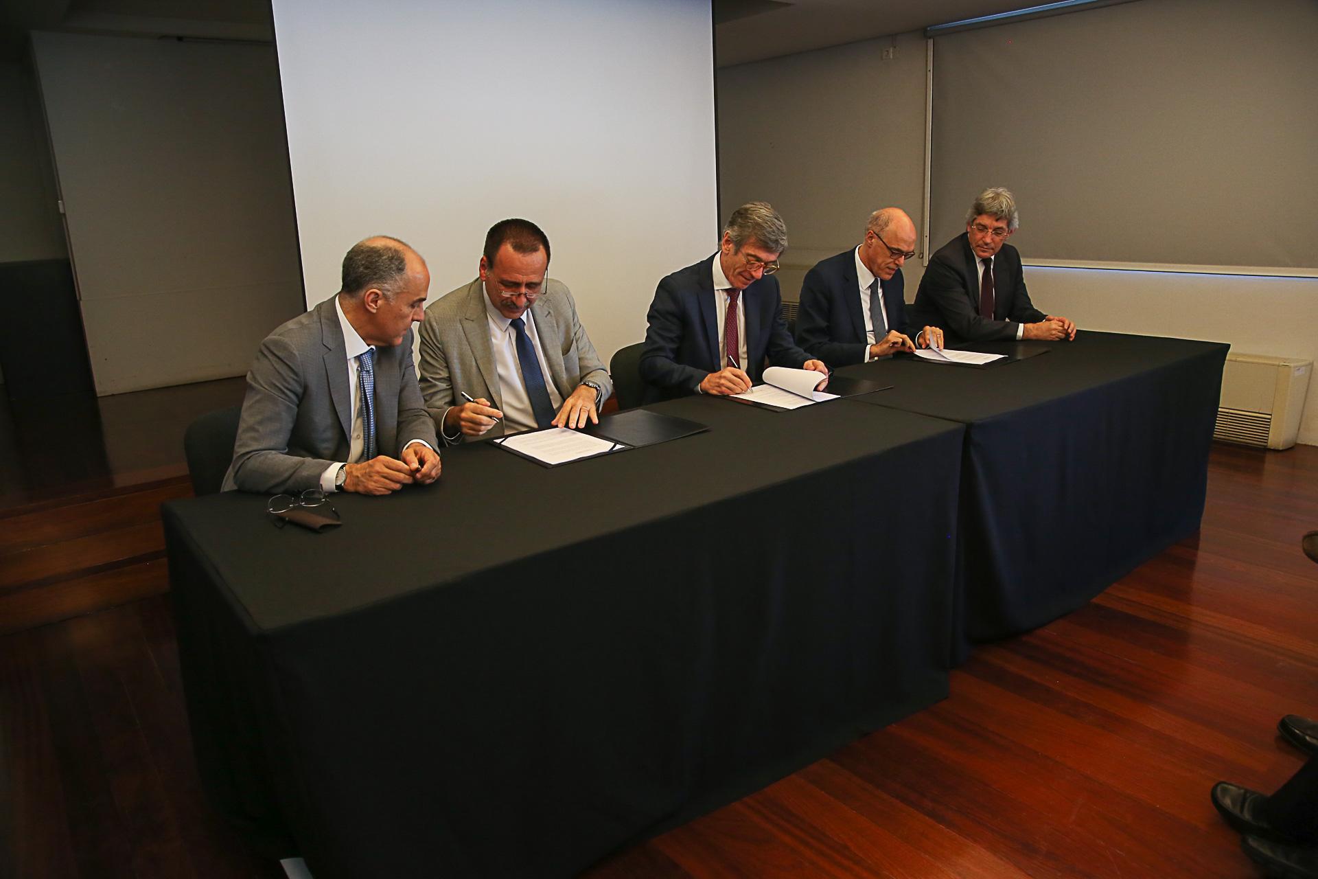INESC TEC e EDP assinam contrato-programa na área de energia