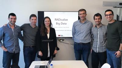 Terminou projeto que potencia criação de apps empresariais com dados não-relacionais