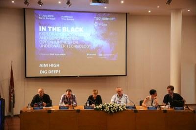 INESC TEC promove encontro sobre tecnologias subaquáticas