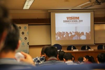 Escola de Verão VISUM 2019 reuniu mais de 50 investigadores