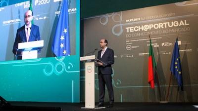 Tecnologias do INESC TEC marcam presença na mostra TECH@Portugal