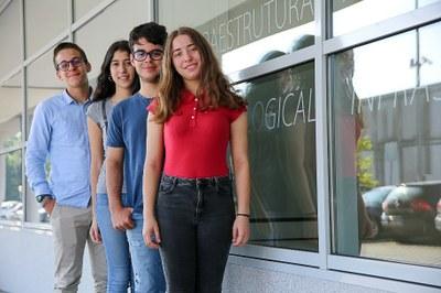 Programa Nacional de Estágios Ciência Viva lançado no INESC TEC