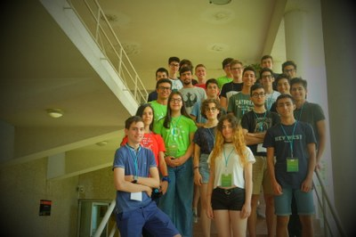 INESC TEC recebe alunos do Verão no Campus 2019 em Braga