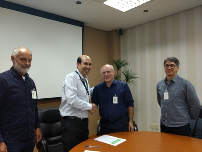 CPqD passa a integrar rede de parceiros do INESC P&D Brasil