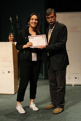Investigadora INESC TEC recebe prémio no Congresso Doutoral de Engenharia